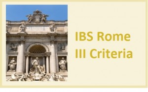 Критерии от Рим за диагноза на раздразнено черво